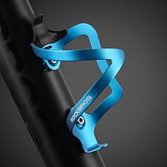 abordables Bidones y Portabidones-Jaula de la botella de agua / Botellas de Agua Portátil, Ligero, Duradero Ciclismo / Bicicleta Aleación de aluminio Plata / Rojo / Azul
