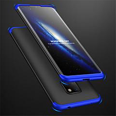 Недорогие Чехлы и кейсы для Huawei Mate-Кейс для Назначение Huawei Huawei Mate 20 Pro / Huawei Mate 20 Матовое Кейс на заднюю панель Однотонный Твердый ПК для Mate 10 / Mate 10 pro / Mate 10 lite
