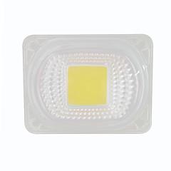 abordables Accesorios LED-1pc Manualidades Aluminio / El plastico Chip LED para DIY Proyector de luz de inundación LED 50 W