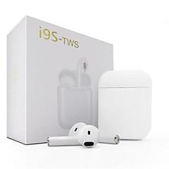 저렴한 헤드셋 & 헤드폰-Factory OEM i9S 무선 블루투스 헤드폰 이어폰 ABS + PC EARBUD 이어폰 스테레오 헤드폰