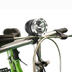 お買い得  携帯式フラッシュライト-LED懐中電灯 LED LED 1 エミッタ 1000 lm 3 照明モード チャージャー付き 防水, 充電式 キャンプ / ハイキング / ケイビング, 日常使用, サイクリング