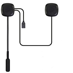 cheap Motorcycle & ATV Accessories-Motorcycle Bluetooth 4.2 Helmet Headset-Intercom Communication Systems Kitwith Automatic call answering switch for Motorbike Skiing