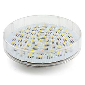ieftine Spoturi LED-1pc gx53 3,5 w 300-350 lm led lumina reflectoarelor 60 led margele smd 2835 cald alb / rece rece / alb natural 220-240 v