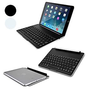 abordables Claviers pour iPad-clavier bluetooth léger de 7 couleurs d'elonbo pour les claviers d'ipad air ipad