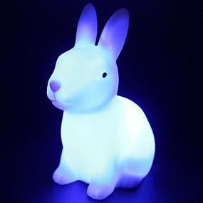 ieftine Lumini & Gadget-uri LED-1 buc Nopți de noapte Baterie Rezistent la apă