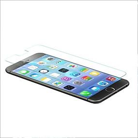 halpa iPhone 6s / 6 -suojakalvot-Näytönsuojat varten Apple iPhone 6s / iPhone 6 Karkaistu lasi 1 kpl Näytönsuoja Räjähdyksenkestävät / iPhone 6s / 6