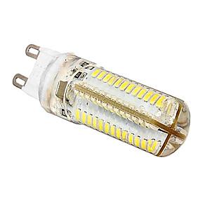 abordables Luces LED de Doble Pin-YWXLIGHT® 1pc 6 W Bombillas LED de Mazorca 600 lm G9 T 104 Cuentas LED SMD 3014 Blanco Cálido Blanco Fresco 220-240 V