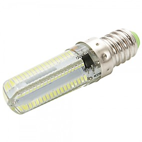 billige LED-kornpærer-YWXLIGHT® 1pc 10 W LED-kornpærer 1000 lm E14 T 152 LED perler SMD 3014 Mulighet for demping Varm hvit Kjølig hvit 220-240 V 110-130 V / 1 stk.
