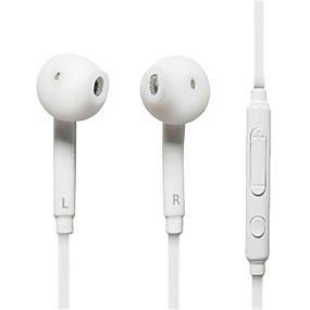 billige Merkeshowroom-samsung eo-eg920 øretelefon i-øret med høyttalerkontrollert 3,5 mm hodetelefoner med mikrofon 1,2 m i øret sport øretelefoner