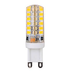 abordables Luces LED de Doble Pin-ywxlight® g9 48led 720lm 2835smd luces led bi-pin blanco cálido blanco led blanco bombilla de maíz lámpara de araña ac 100-240v