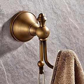 economico Accessori per il bagno-Appendi-accappatoio Alta qualità Antico Ottone 1 pezzo - Bagno dell'hotel