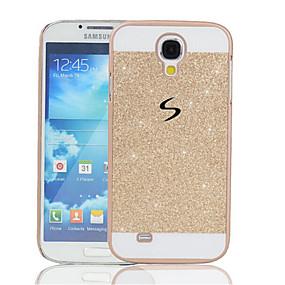 Недорогие Чехлы и кейсы для Galaxy S5 Mini-Кейс для Назначение SSamsung Galaxy S8 Plus / S8 / S5 Mini Стразы Кейс на заднюю панель Сияние и блеск ПК