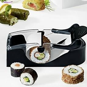 ieftine Ustensile Bucătărie & Gadget-uri-Plastic Ustensile de Sushi Bucătărie Gadget creativ Instrumente pentru ustensile de bucătărie pentru Rice
