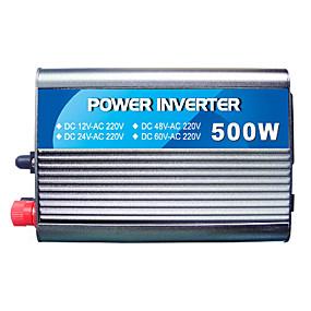 billige Vehicle Power Inverter-meind 500w power inverter power converter korrektion sinusbølge 12v til 220v