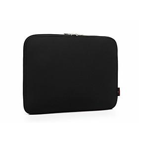 billige Tilbehør til bærbare computere-10,6 13,3 14,1 15,6 tommer miljømæssig neopren ærme lynlås chok til MacBook Air / pro retina 13,3 / 15,4 / hp / dell / acer