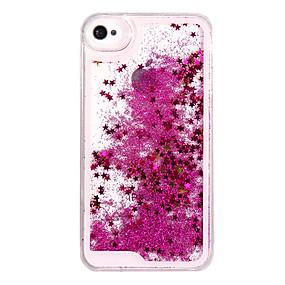 levne iPhone pouzdra-Carcasă Pro iPhone 5 / Apple / iPhone X iPhone X / iPhone 8 / Pouzdro iPhone 5 S plynem Zadní kryt Třpytivý Pevné PC pro iPhone X / iPhone 8 Plus / iPhone 8