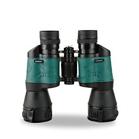 ieftine Binocluri-BREAKER® 50 X 50 mm Binocluri Rezistent la apă High Definition Vedere nocturnă Πλήρως επίστρωση