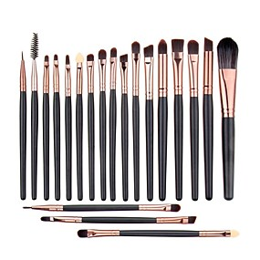 cheap Makeup & Nail Care-Professional Makeup Brushes Makeup Brush Set 20pcs Goat Hair / Pony / Synthetic Hair Makeup Brushes for Eyeliner Brush Blush Brush Lip Brush Eyebrow Brush Eyeshadow Brush Liquid Eyeliner Brush Makeup