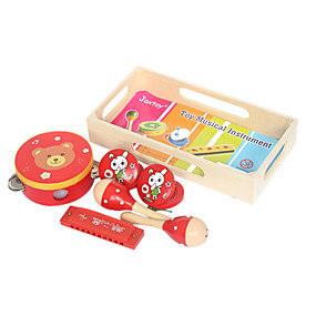 billige Pedagogiske leker-Pedagogisk leke Lekeinstrumenter Musikkinstrumenter Barne
