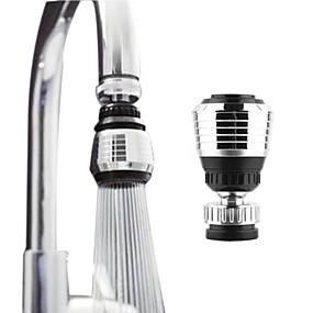 levne Kuchyně a jídelny-360 otočná kuchyňská baterie sprchová baterie adaptér koupelnová baterie kohoutka příslušenství filtr špička zařízení pro úsporu vody