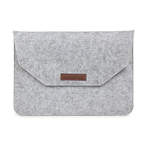 """cheap MacBook Pro 15"""" Cases-Sleeves Envelope Case Solid Colored Textile for Macbook Pro 15-inch / MacBook Air 13-inch / Macbook Pro 13-inch"""