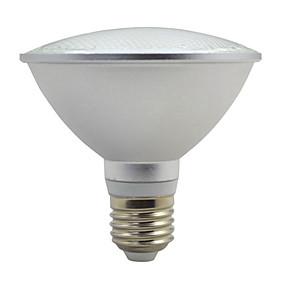 billige LED-parlamper-15 W LED-spotlys 250-300 lm E26 / E27 36 LED Perler SMD 5730 Vandtæt Varm hvid Kold hvid 85-265 V / 1 stk. / RoHs