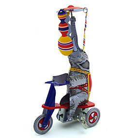 olcso Játékok & hobbi-Játékautók / Felhúzós játék Retro / Újdonságok Elefánt Vas / Fém Vintage / Retro Darabok Ajándék