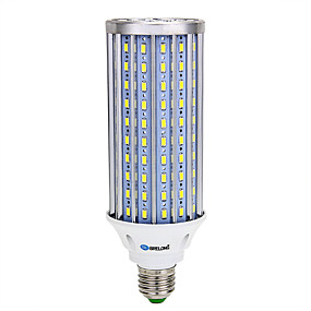 ieftine Becuri LED Corn-brelong 1 buc 160 smd5730 lumina de porumb ac85-265v lumina alba calda alb e27 b22