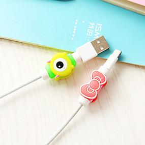 ieftine Rechizite-Protector cablu de desene animate (1 buc)