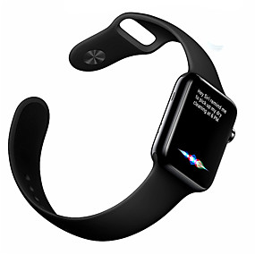 halpa Apple tarvikkeet-Watch Band varten Apple Watch Series 4/3/2/1 Apple Urheiluhihna Fluorielastomeeri Rannehihna