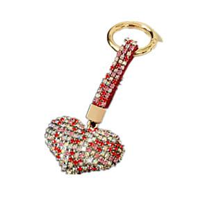 olcso Játékok & hobbi-Kulcstartó Szív alakú Fém Fiúk Lányok
