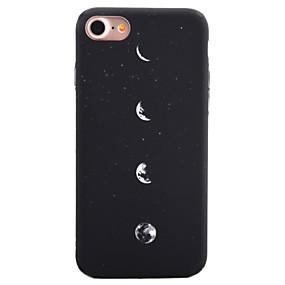 abordables Coques d'iPhone-caseme cas pour apple iphone xr xs xs max 7 motif couverture arrière ciel / paysage hard pc pour iphone x 8 8 plus 7 7plus 6s 6s plus se 5 5s
