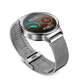 billige Urremme til Huawei-Urrem for Huawei Watch / Withings Activité / Withings Activité Pop Huawei / Withings Milanesisk rem Rustfrit stål Håndledsrem