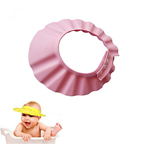 povoljno Gadgeti za kupaonicu-1pc podesiva beba šešir toddler djeca šampon kupka za kupanje tuš kape oprati kosa štit izravnu vizir kape za djecu beba njega \ t