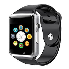 levne Chytré hodinky-Pánské Dámské Inteligentní hodinky Digitální hodinky Hybridní hodinky Digitální Pryž Vícebarevný Dotykový displej Kalendář Chronograf Digitální Zelená Modrá Růžová / Krokoměry / Rychloměr / tachometr