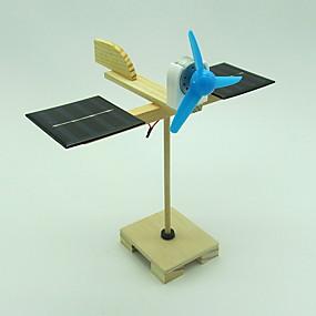 olcso Játékok & hobbi-Napelemes játékok Fejlesztő játék Dob felszerelés Napelemes DIY Fiú Lány Játékok Ajándék