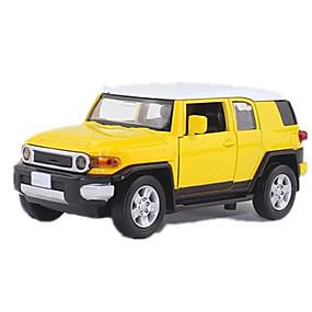 رخيصةأون ألعاب السيارات-سيارة طراز سيارات السحب دبابة سيارة الموسيقى والضوء ألعاب هدية / معدن