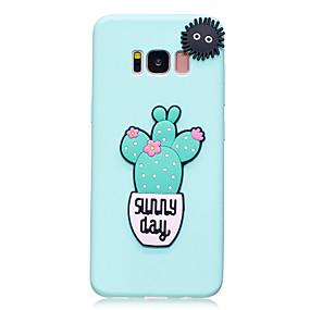 voordelige Galaxy S7 Edge Hoesjes / covers-hoesje Voor Samsung Galaxy S8 Plus / S8 / S7 edge Patroon / DHZ Achterkant Woord / tekst Zacht TPU
