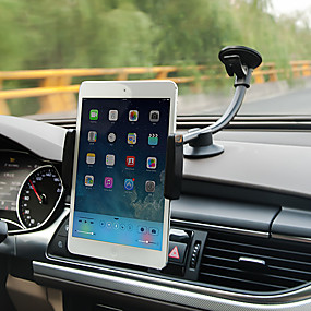 povoljno Apple oprema-auto univerzalni / mobilni telefon / tablet / ipad nosač nosač prednji vjetrobran univerzalni / iphone / tableta cupula tip ABS držač
