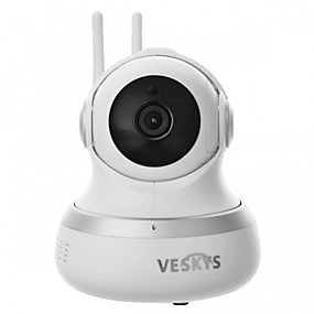 ieftine Securitate & Siguranță-veskys® 1080p hd 2.0mp wifi supraveghere de securitate ip cameră / depozitare cloud / două mod audio / monitor de la distanță / viziune de noapte