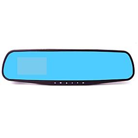 voordelige Auto DVR's-720p G-Sensor / 720P / Video Out Auto DVR 120 graden Wijde hoek 3MPCMOS 2.8 inch(es) Dash Cam met Bewegingsdetectie Neen Autorecorder