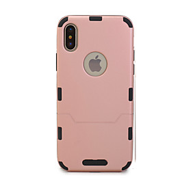 זול מחירים משוגעים, סופר סייל-מגן עבור Apple iPhone X / iPhone 8 אולטרה דק כיסוי מלא אחיד קשיח TPU ל iPhone X / iPhone 8 Plus / iPhone 8