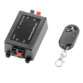 Недорогие Светодиодные драйверы-12 V Диммируемая Переключатель светорегулятора пластик