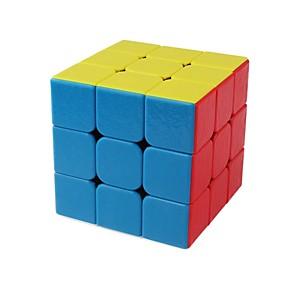 olcso Oktatási játékok-1 db Magic Cube IQ Cube Shengshou D0889 Rainbow Cube 3*3*3 Sima Speed Cube Rubik-kocka Puzzle Cube Gyermekek Divat Játékok Összes Ajándék