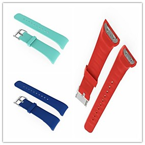 cheap Watch Bands for Samsung-Watch Band for Gear Fit 2 Samsung Galaxy Sport Band Silicone Wrist Strap