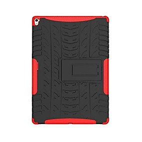 cheap Daily Deals-Case For Apple iPad Mini 5 / iPad New Air(2019) / iPad Air Shockproof / with Stand / Armor Back Cover Armor Hard PC / iPad Pro 10.5 / iPad (2017)