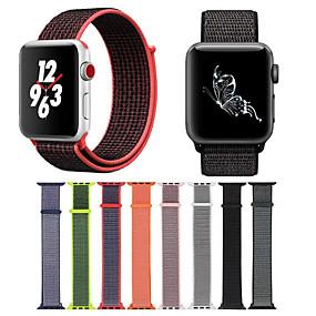 cheap Apple Watch Series 3/2/1-Watch Band for Apple Watch Series 4/3/2/1 Apple Modern Buckle Nylon Wrist Strap