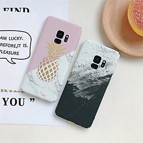 voordelige Galaxy S7 Hoesjes / covers-hoesje Voor Samsung Galaxy S9 / S9 Plus / S8 Plus Patroon Achterkant Fruit Hard PC