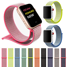 halpa Apple tarvikkeet-Watch Band varten Apple Watch Series 4/3/2/1 Apple Urheiluhihna Nylon Rannehihna