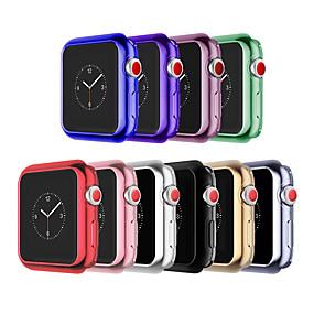 economico Accessori per Apple Watch-Custodia Per Apple Apple Watch Series 4/3/2/1 Silicone Apple